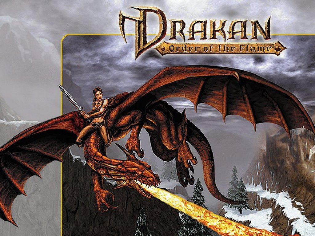 Image from Drakan (Order of the Flame) game box. Click to enlarge (1024x768)
